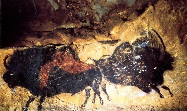 Image result for lascaux bison
