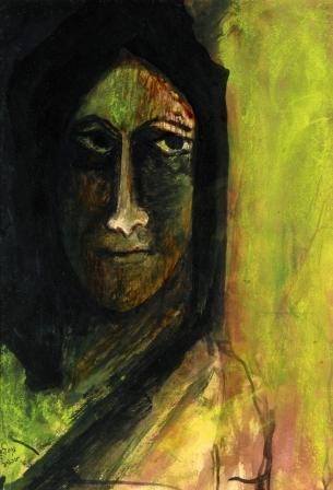 Tagore painting