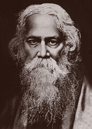 Tagore photo